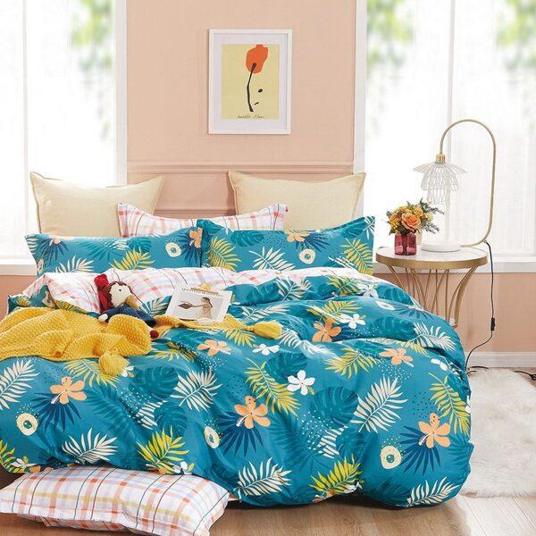 Divpusējais gultas veļas komplekts PBC-863