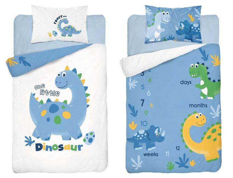 Divpusējs gultas veļas komplekts zīdaiņiem PPH-50