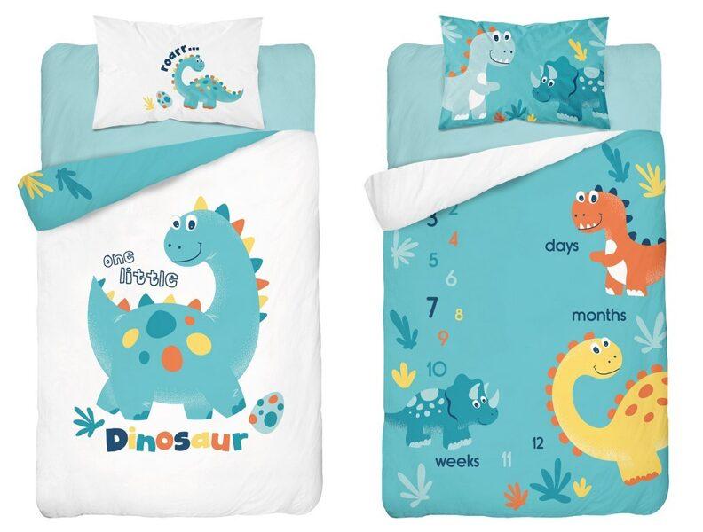 Divpusējs gultas veļas komplekts zīdaiņiem PPH-54